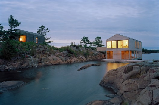Flotating House