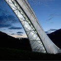 New Olympic Ski Jump in Garmisch-Partenkirchen / terrain: loenhart&amp;mayr
