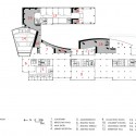 H:Studio-320031.00 Chongqing LibraryDwgsSK120.dwg A0 (1) fourth floor plan