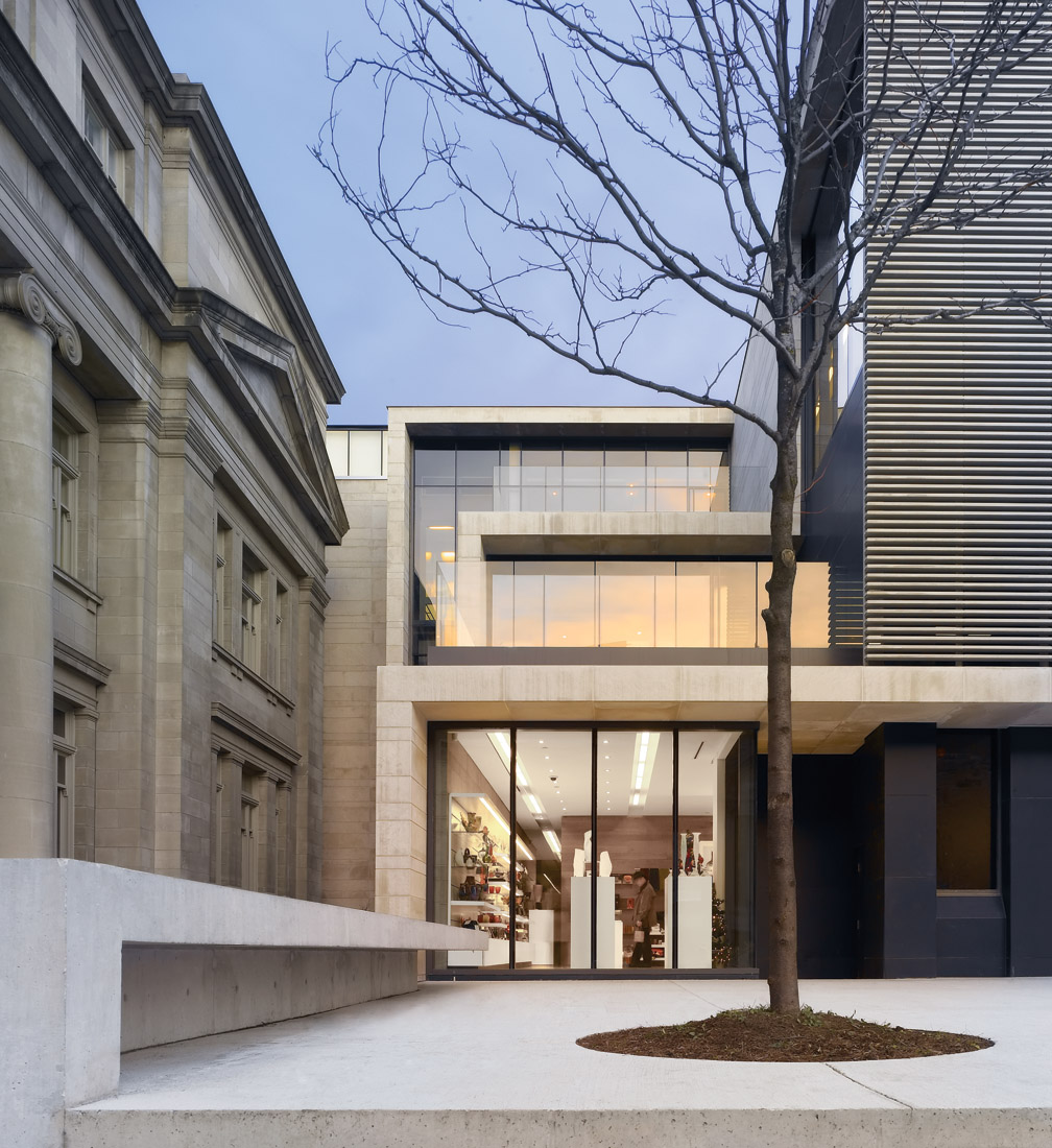 Gardiner Museum Renewal  / KPMB Architects