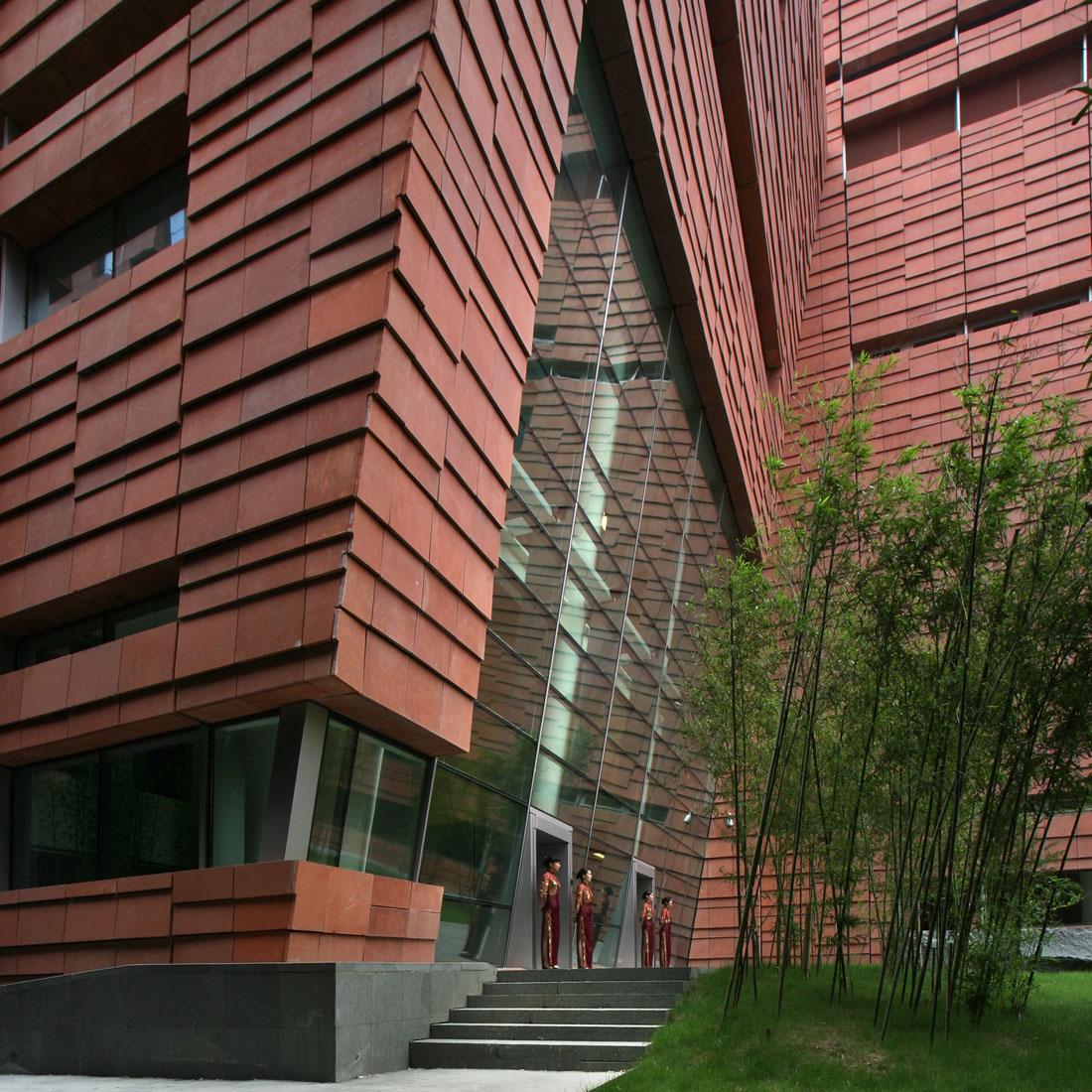 Modern architecture around the world skyscrapercity for Buro international