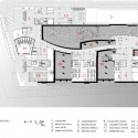 H:Studio-320031.00 Chongqing LibraryDwgsSK118.dwg A0 (1) second floor plan