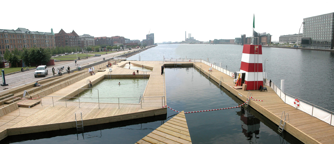 Copenhagen Harbour Bath / PLOT