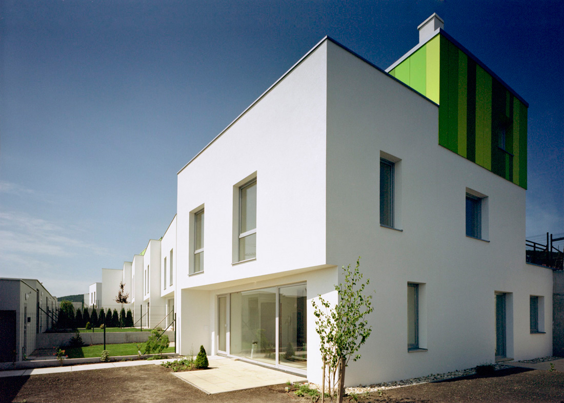 Cool modern architecture page 52 skyscraperpage forum for Terraced house exterior design