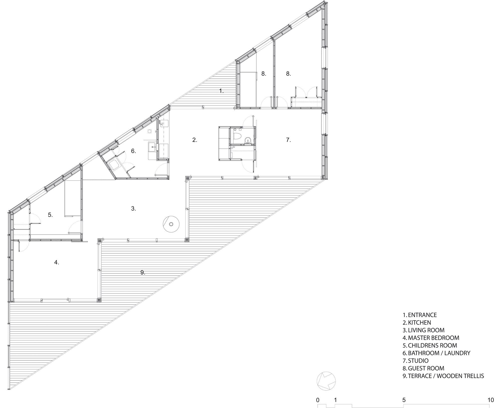 A302_01_PRESS 060905 Model (1) ground floor plan
