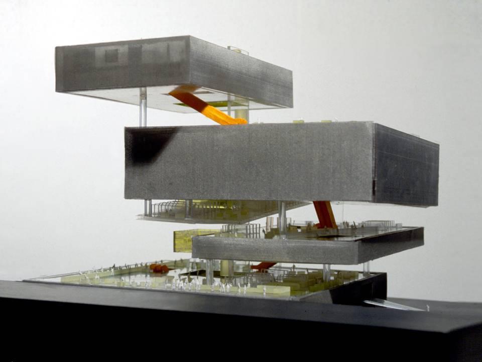 Seattle Public Library Landscape Voice