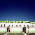21 terraced houses / Vallo & Sadovsky Architects