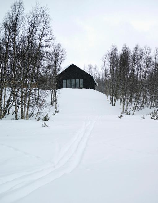 Fjällhus Residence / PS Arkitektur