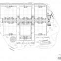 BEC planta nivel peatonal Model (1) ground floor plan