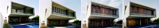 Название: Дом TDA (TDA House) Расположение: Пуэрто Эскондидо (Escondido...
