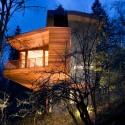 M1 Residence / Skylab Architecture (Twilight movie house)