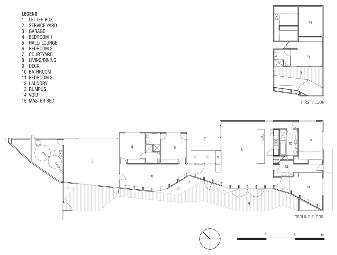 Blairgowrie - presentationdwg Layout1 (1) ground & first floor plan