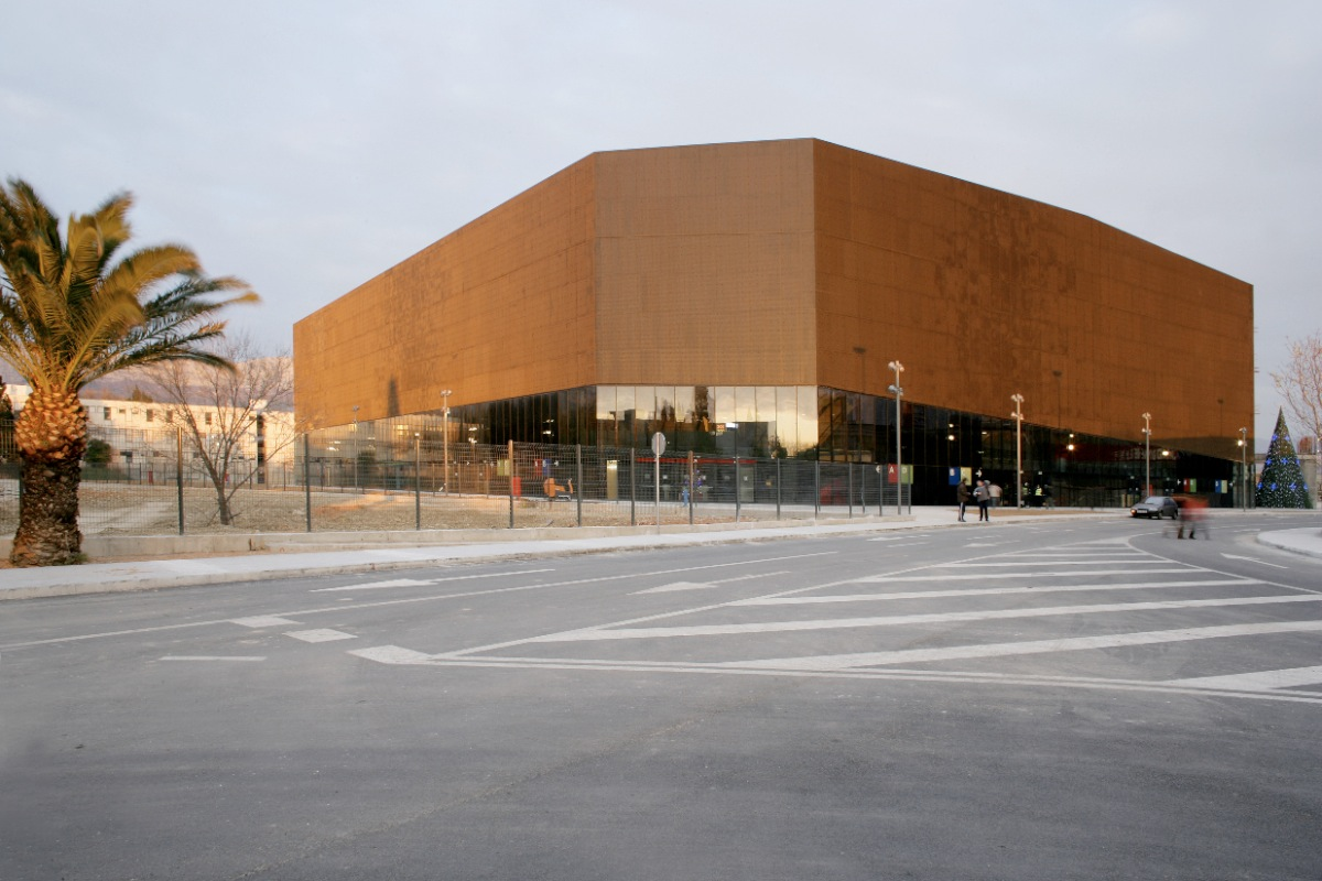 Spaladium Center / 3LHD architects