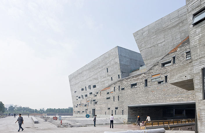< Back to Ningbo Historic Museum / Wang Shu, Amateur Architecture Studio