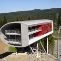 Ski Jump & Judges Tower / m2r