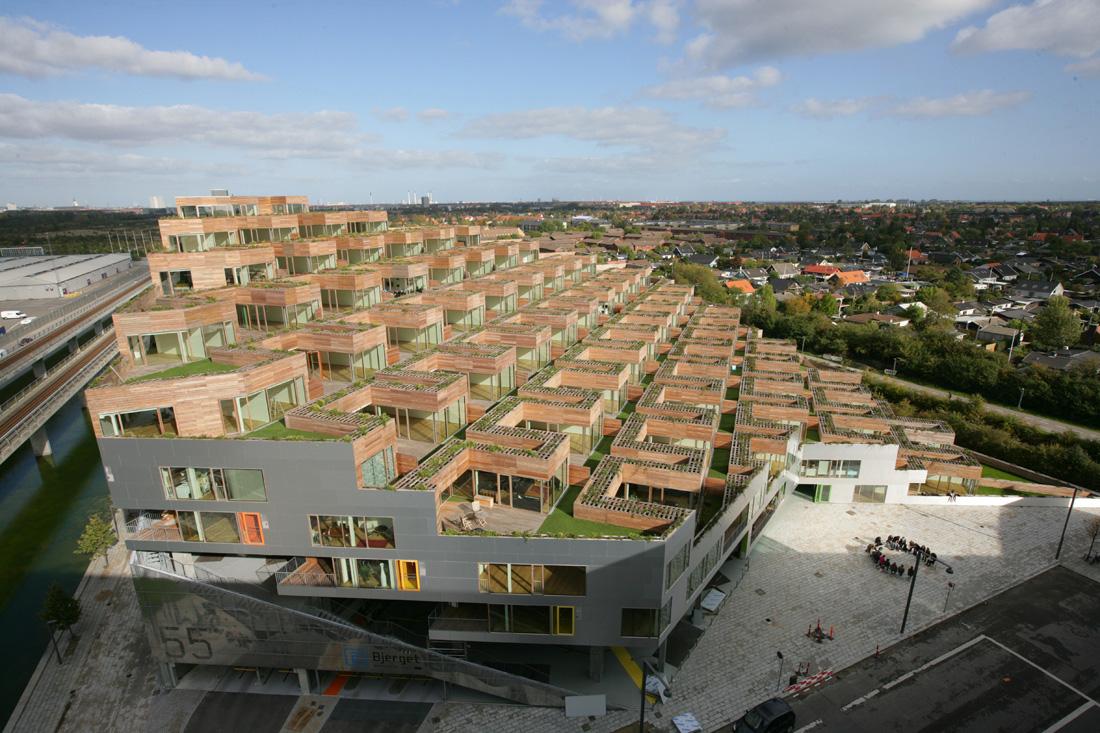 Fuzzy Logic The Mountain Dwellings Copenhagen Critic