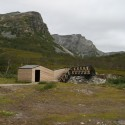 Lillefjord Rest area &amp; footbridge / Pushak