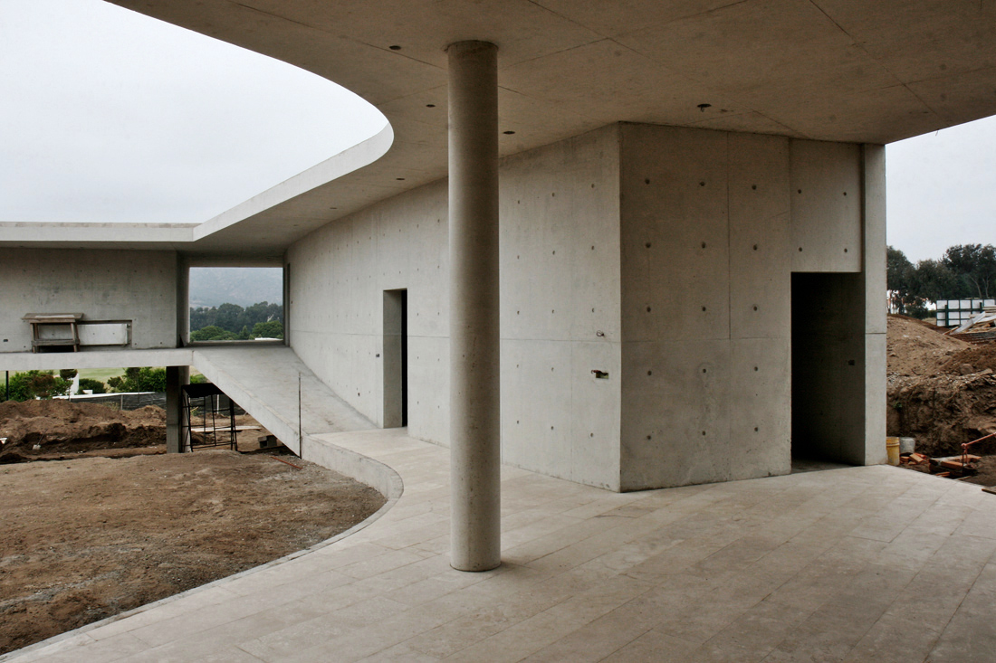 In Progress: Ocho al Cubo house / Toyo Ito