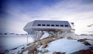 Belgium opens science station in Antarctica