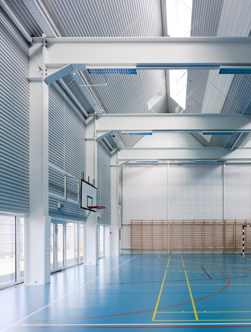 Youth Recreation &#038; Culture Center / Dorte Mandrup + Cebra