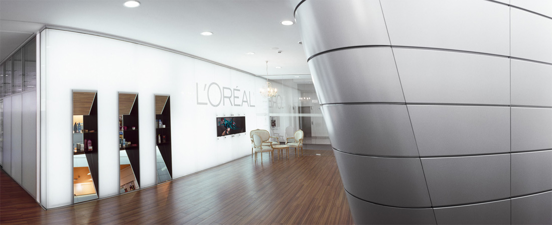 Kiev L&#8217;oreal Academy / m2r