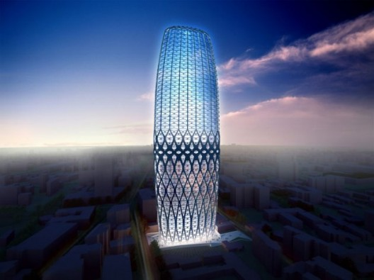 Dorobanti Tower, Bucharest / Zaha Hadid Architects