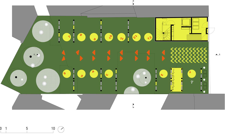 \CubestationsauvegardeOp.089 RIVP Louis BlancPUBLI-LOUIS BLA basement plan