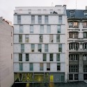 Louis Blanc Social Housing / ECDM
