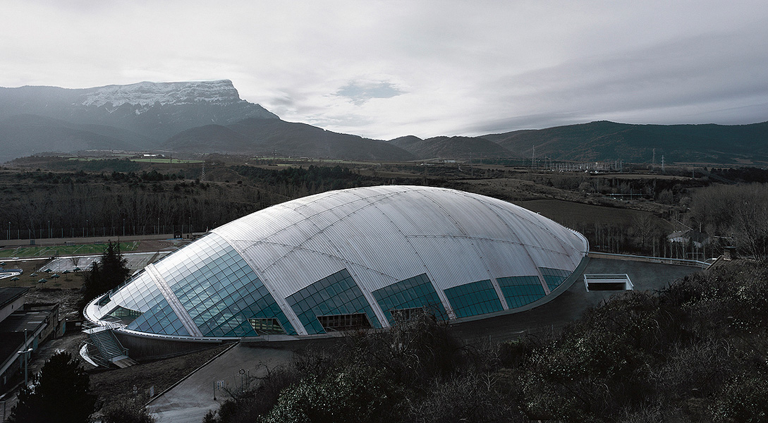 City of Jaca Hockey Arena / Coll-Barreu Arquitectos