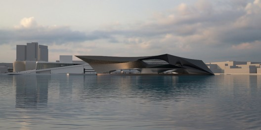 1944600783_lady-of-the-sea Munch Museum - The lady of the sea - Zaha Hadid Architects