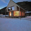 6&#215;11 Alpine hut / OFIS arhitekti