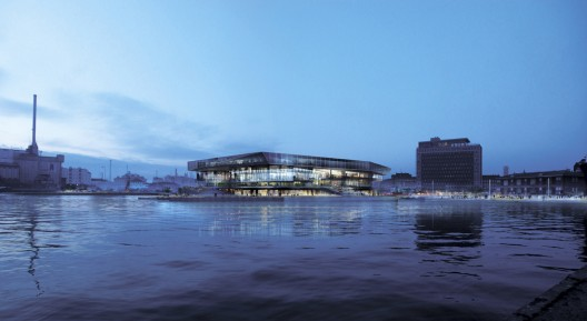 Schmidt hammer lassen architects to design largest public library ...
