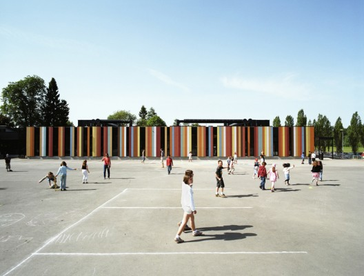 Reinventing Oslo International School