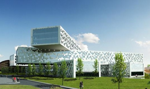 A-Lab wins competition with Eco-Office design
