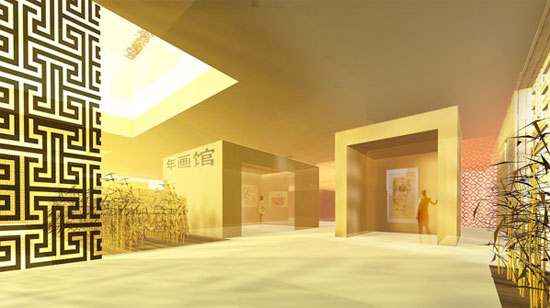 Cie architects to design the Tianjin Urban Planning Museum