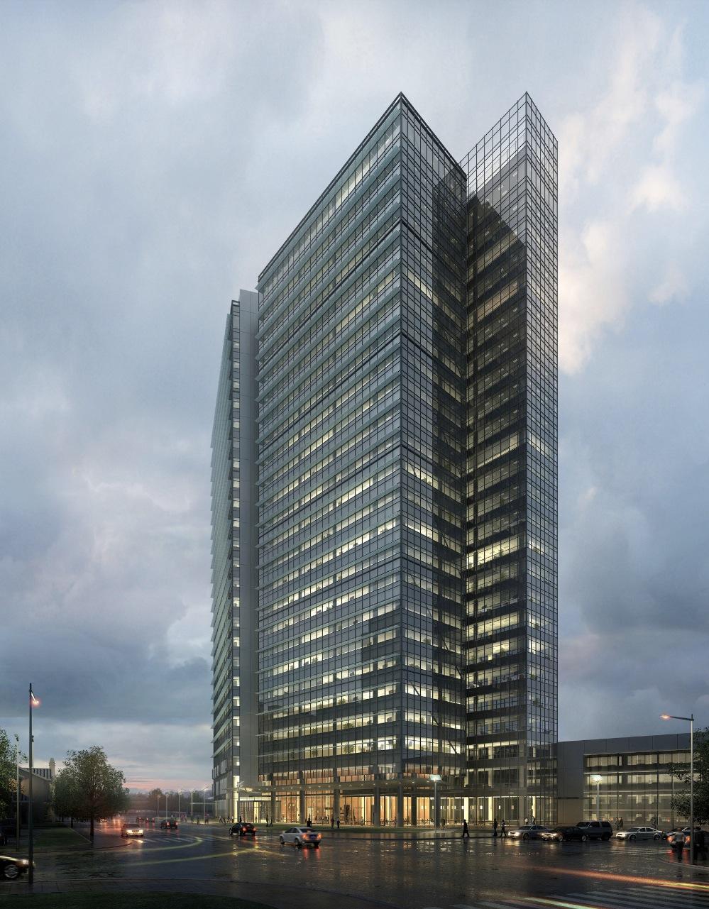 Architecture photography 878689651 finaleveningview hi for Office architecture design