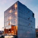 Naha City Gallery &amp; Apartment house / 1100 Architect
