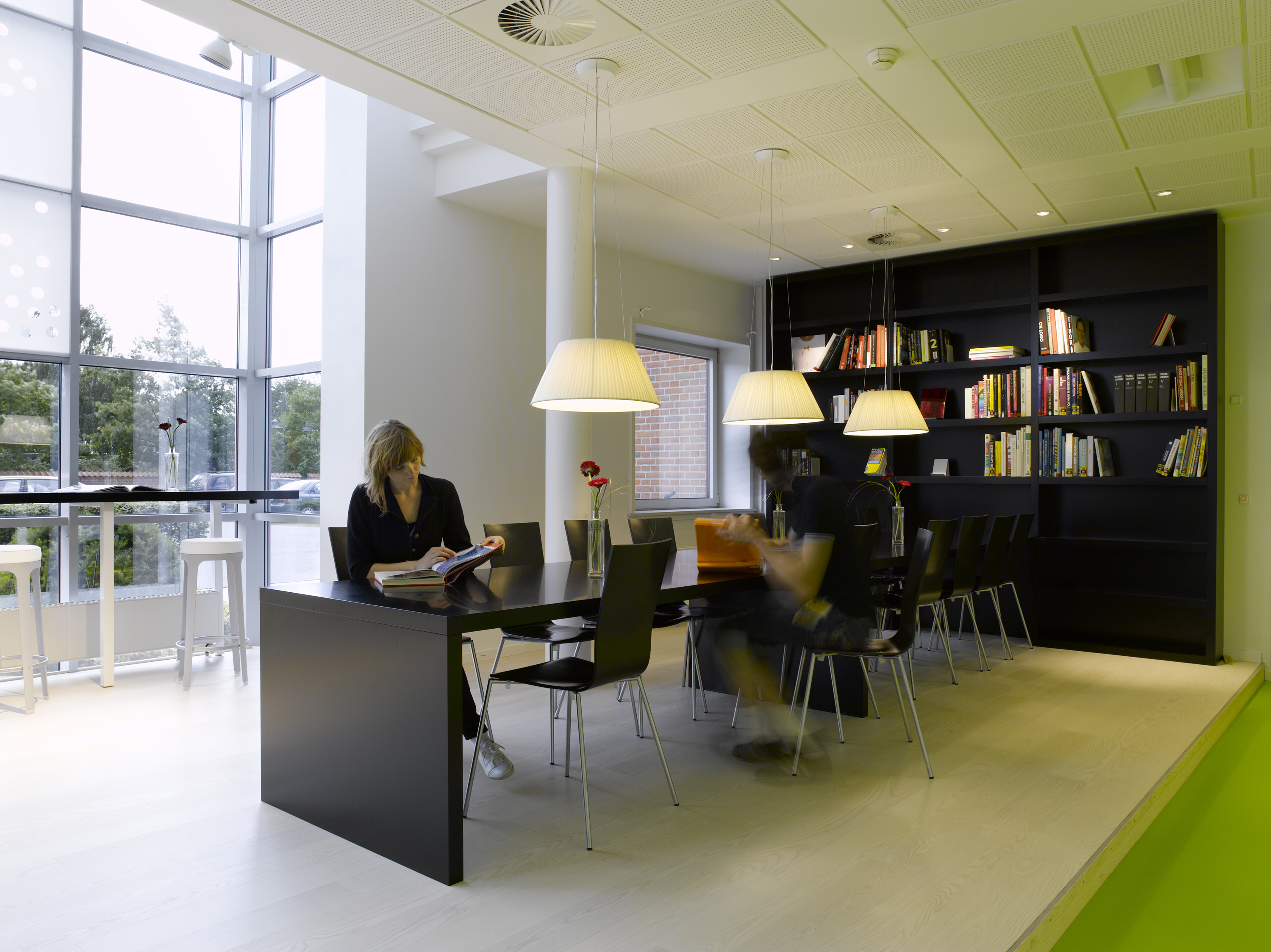 Bosch fjord have designed a space for lego group s development