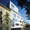 Apartment house / Pokorny architekti