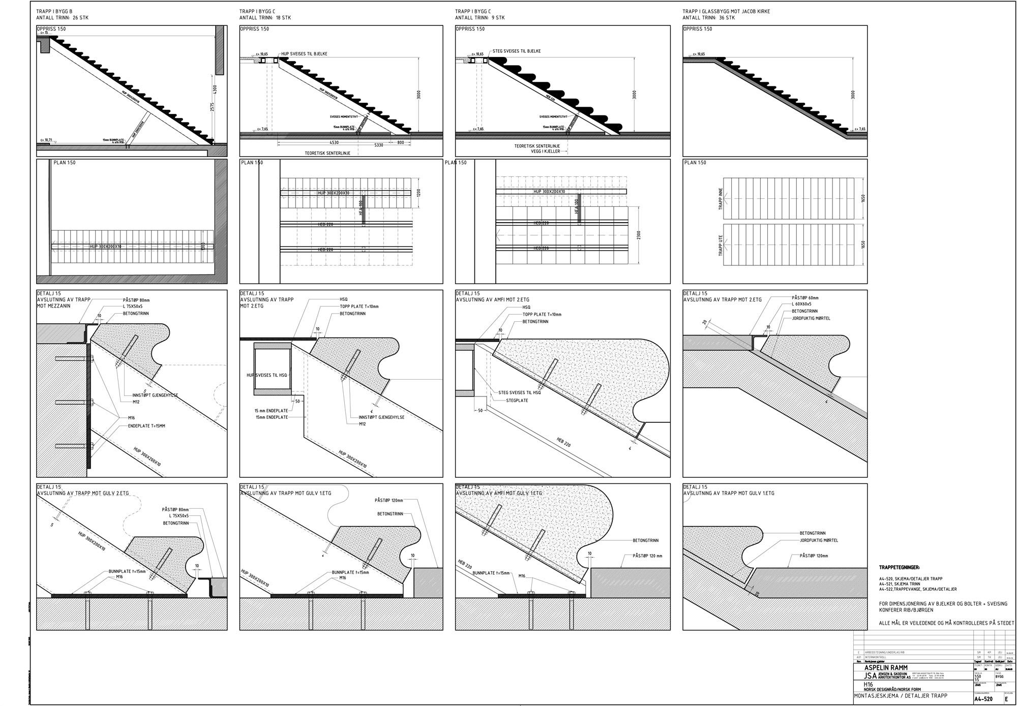 Construction Details: Construction Details Dwg