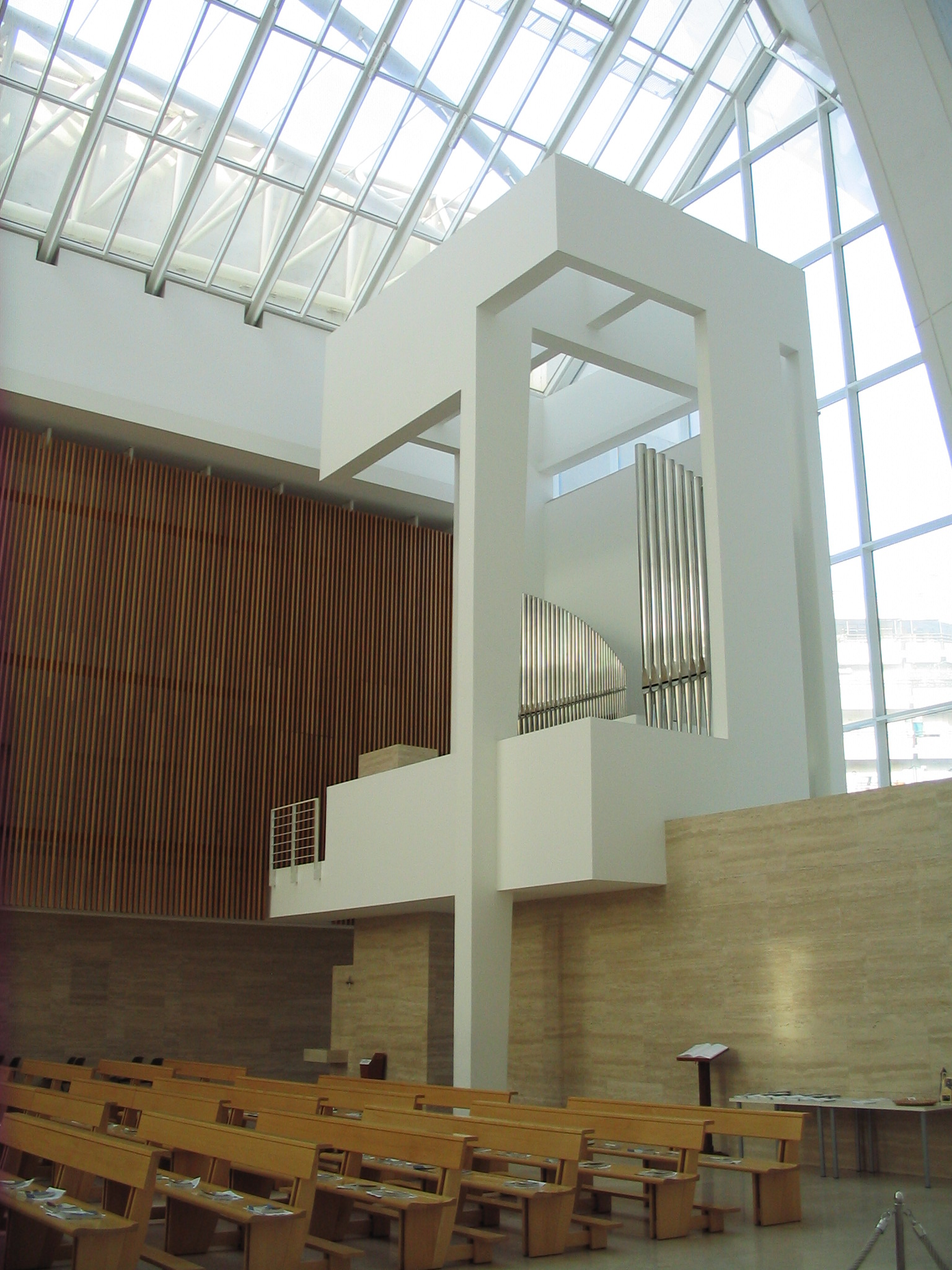 Church of 2000 / Richard Meier &#038; Partners Architects