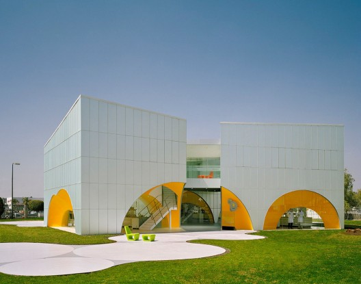 Nestlé Application Group Querétaro / Rojkind Arquitectos