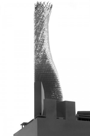 Phare Tower / Morphosis Achitects