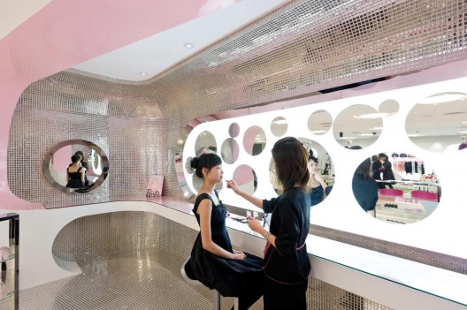 Barbie Shanghai Store / Slade Architecture | ArchDaily
