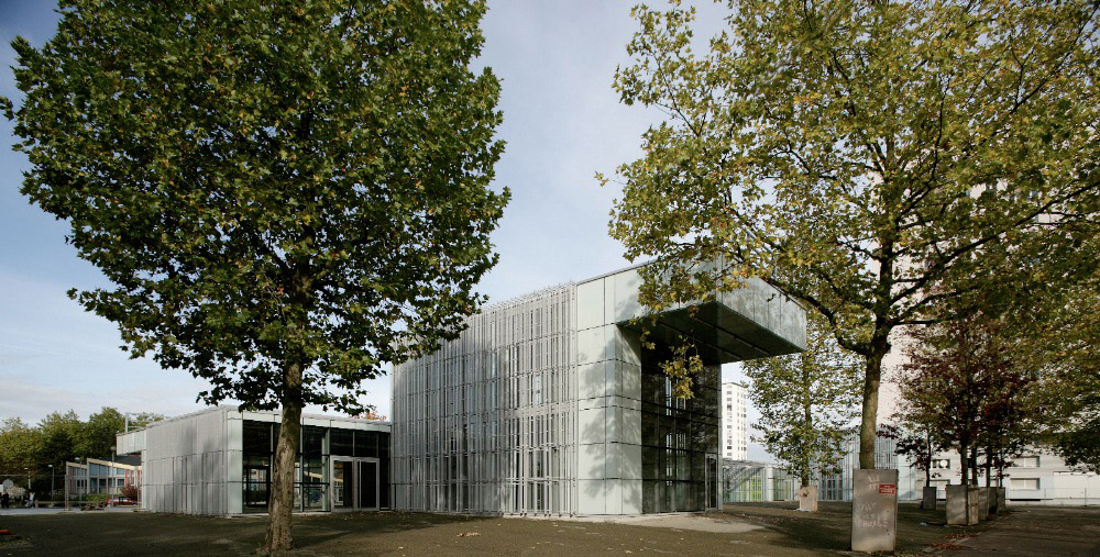 Rouen Grand Mare / Beckmann-NThp architects