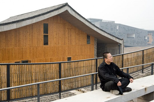 New Academy of Art in Hangzhou / Wang Shu, Amateur Architecture Studio (22)  Iwan Baan
