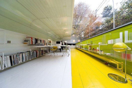 Selgas Cano Architecture Office in Madrid
