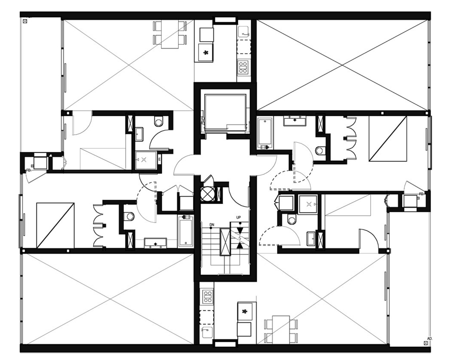 Architecture photography 934230828 floor plan 20472 Architectural floor plans