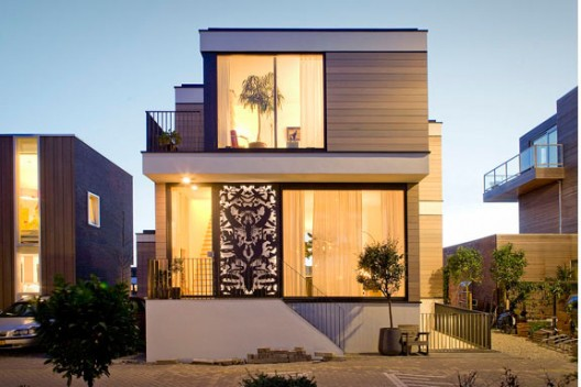 Ijburg house gabriels webb archdaily for Homes plus designers builders inc