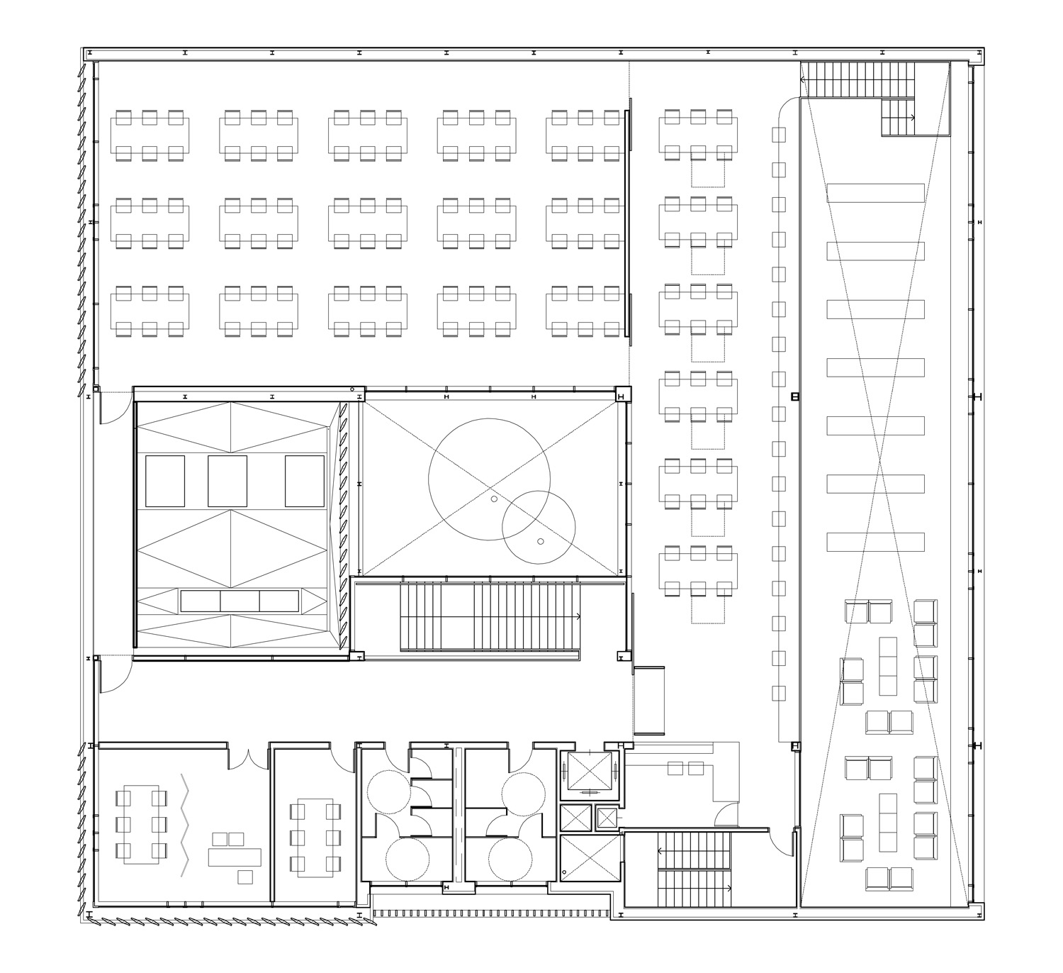 ... Finner Arquitectos 272437463_second-floor-plan – ArchDaily